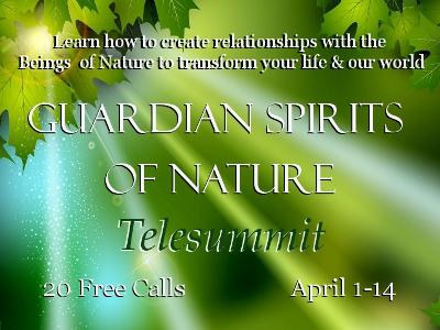 nature spirits tele-summit